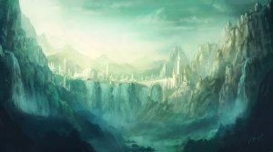 Themyscira, exterior