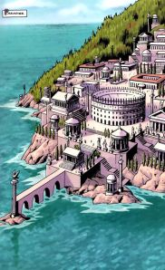 Themyscira recobrada