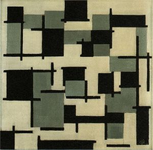 Theo van Doesburg, Composition XIII. 1918.