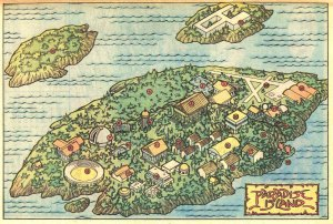 Isla paraíso, posterior Themyscira