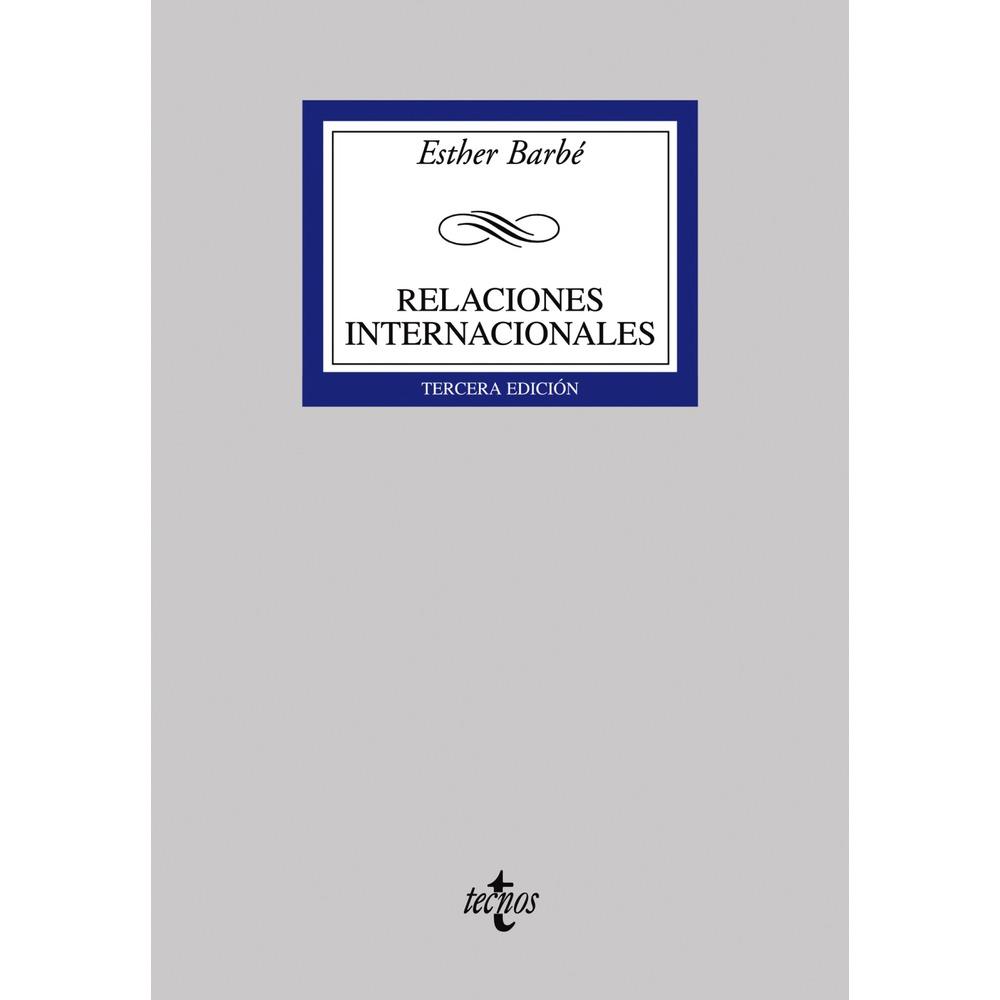 Relaciones Internacionales - Esther Barbé (1/2)