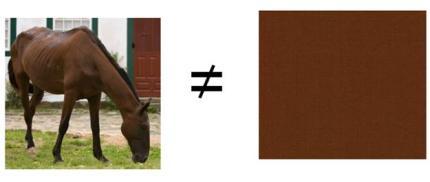Caballo marrón, marrón caballo