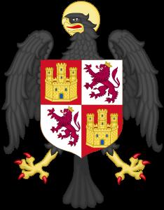 Escudo de Isabel Reina de Castilla y León y Princesa de Asturias