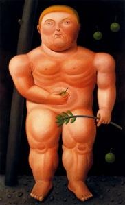 Fernando Botero, Adán