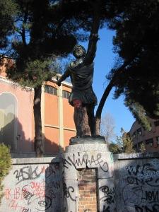 Escultura y arte urbano