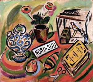 Joan Miró, Nord-Sud. 1917.