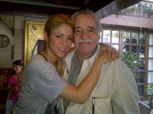 Shakira y Gabo