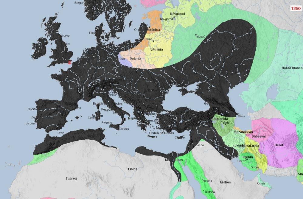 Síntesis de la transición Medieval a la Moderna (2/6)
