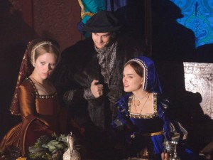 Brother and sisters Boleyn