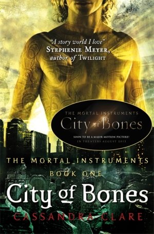Cassandra Clare, City of Bones