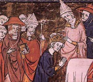 Coronación de Carlomagno