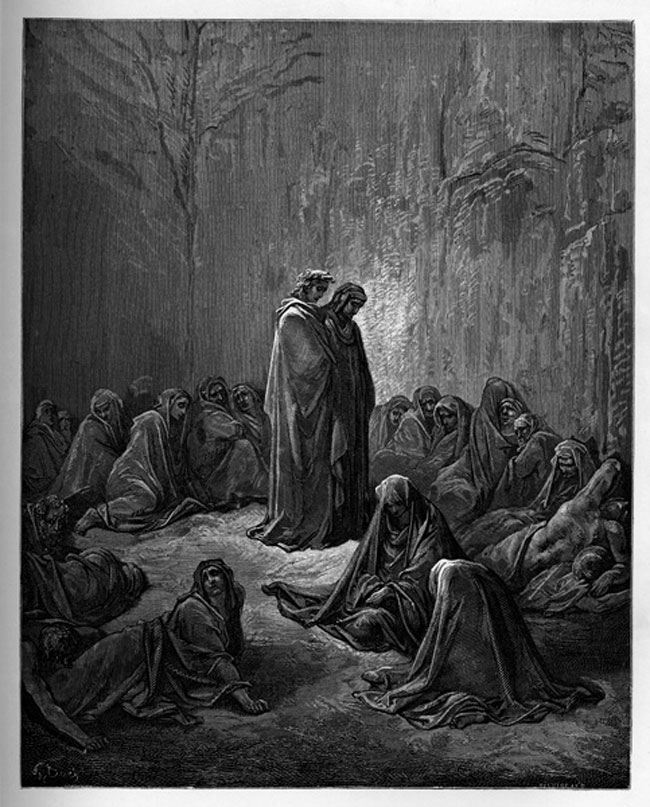 La Divina Comedia – Dante Alighieri (Parte II) (4/6)