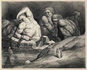 Gustave Doré, los gigantes.