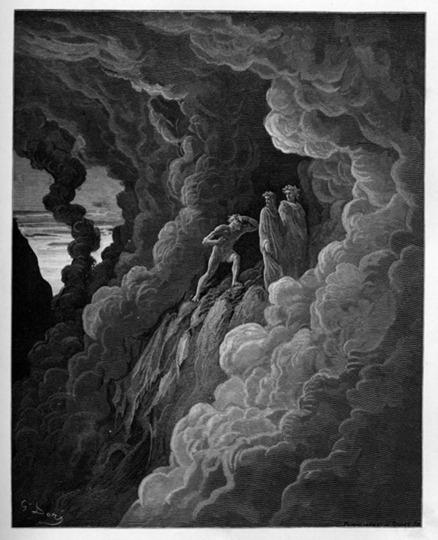La Divina Comedia – Dante Alighieri (Parte II) (5/6)