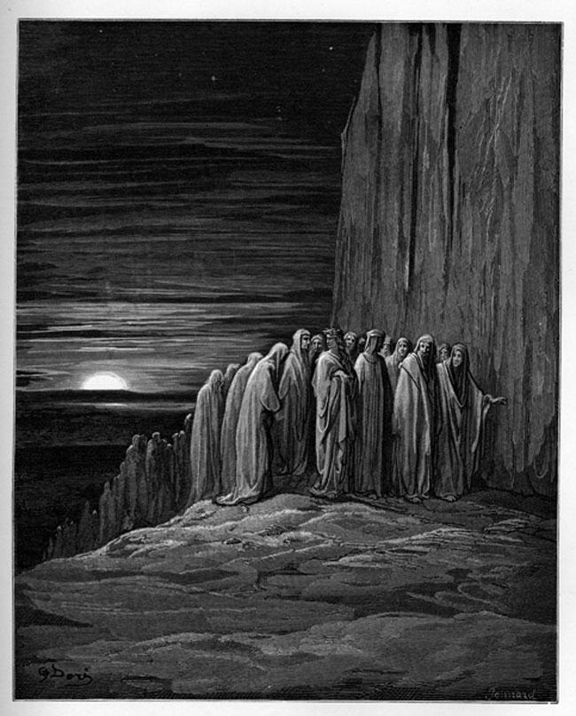 La Divina Comedia – Dante Alighieri (Parte II) (6/6)