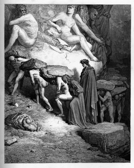La Divina Comedia – Dante Alighieri (Parte II) (3/6)