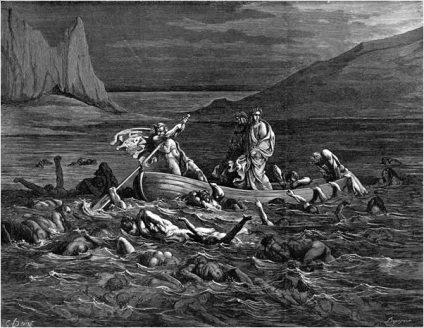 Gustave Doré, los irascibles.