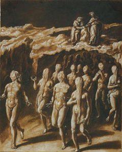 Giovanni Stradano, adivinos, brujos y falsos profetas.