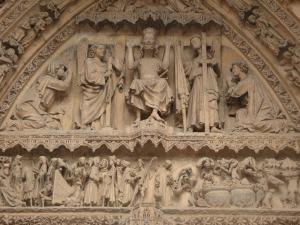 Juicio Final, Catedral de León