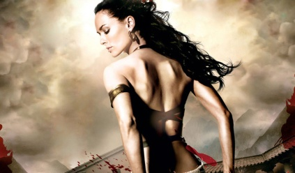 Lena Headey as Queen Gorgo