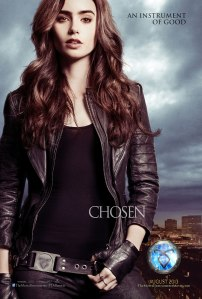 Lily Collins as Clarissa Fray