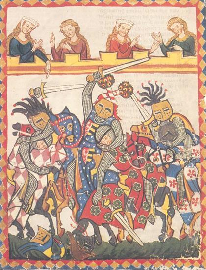 Dos corrientes artísticas en la Edad Media (3/6)