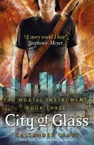Cassandra Clare, City of Glass