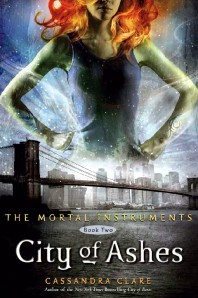Cassandra Clare, City of Ashes