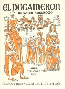 Giovanni Boccaccio, El Decamerón