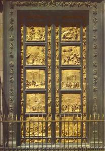 Ghiberti, Puertas del Paraíso.
