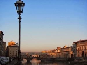 El Ponte Vecchio.