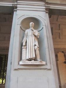 Inspiración, Nicolás Maquiavelo.