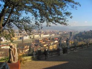 Florencia en las alturas.