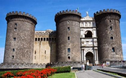 Pero el Castello Maschio si se dio.