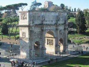 Arco di Costantino.