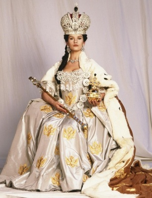 Chaterine Zeta Jones as Catherine the Great