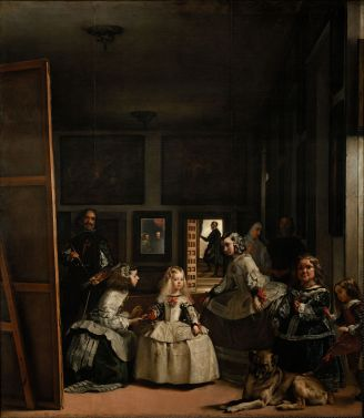 Diego Velázquez, Las Meninas.