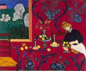 Henri Matisse, Armonía en rojo.