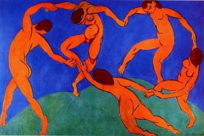 Henri Matisse, La Danse.