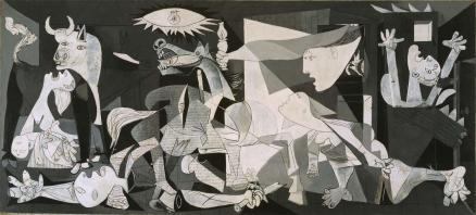 Pablo Picasso, Guernica.