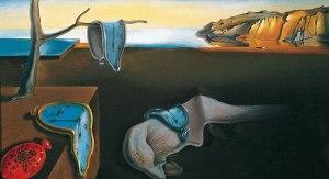 Salvador Dalí, La persistencia de la memoria.