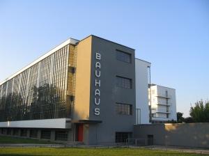 Escuela de la Bauhaus, Dessau.