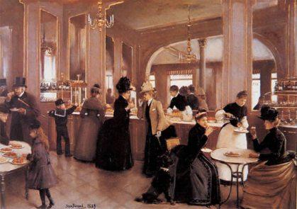 La Aristocracia y la Burguesía
