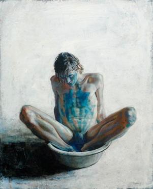 Daniel Barkley, Le Bain Bleu