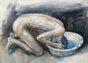 Daniel Barkley, Rinse Bleue