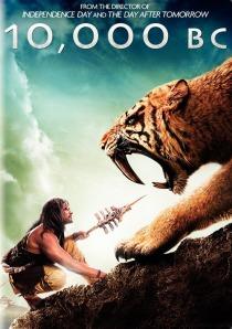 10 000 b. C. póster