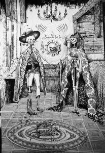 El Matrimonio Arnolfini, José Guadalupe