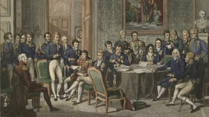 Wiener Kongress 1814/15 / Isabey