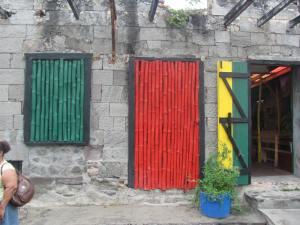 Por las calles de Dominica