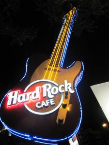 Hard Rock Cafe, Minneápolis